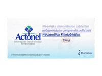 アクトネル(Actonel)35mg