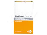 フルティフォーム(Flutiform)250/10mcg