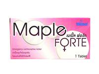 メイプルフォルテ(MapleForte)