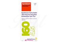 シムビコート(Symbicort)160mcg/4.5mcg