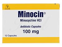 ミノシン(Minocin)100mg
