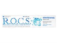[R.O.C.S.]ホワイトニング歯磨き粉(ブランクヴァース)