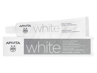 [Apivita]ホワイトニングトゥースペーストウィズマスティック&プロポリス
