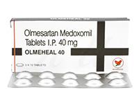 オルメヒール(Olmeheal)40mg