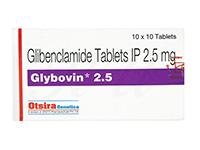 グリボビン(Glybovin)2.5mg