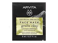 [Apivita]ディープクレンジングフェイスマスク(グリーンクレイ)