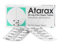 アタラックス(Atarax)25mg