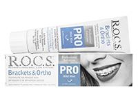 [R.O.C.S.]ロックス歯磨き粉PROブラケット&オルト